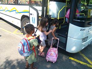 transport scolaire p300